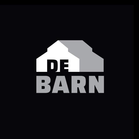 Huisstijl en promotie De Barn